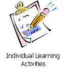 Individual Learning Activities